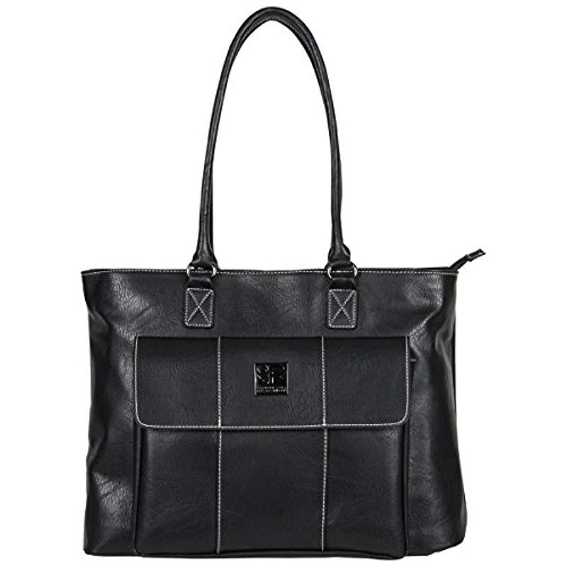 3c702458d2 Lyst - Kenneth Cole Reaction Casual Fling Ladies Tote Laptop Tote in ...