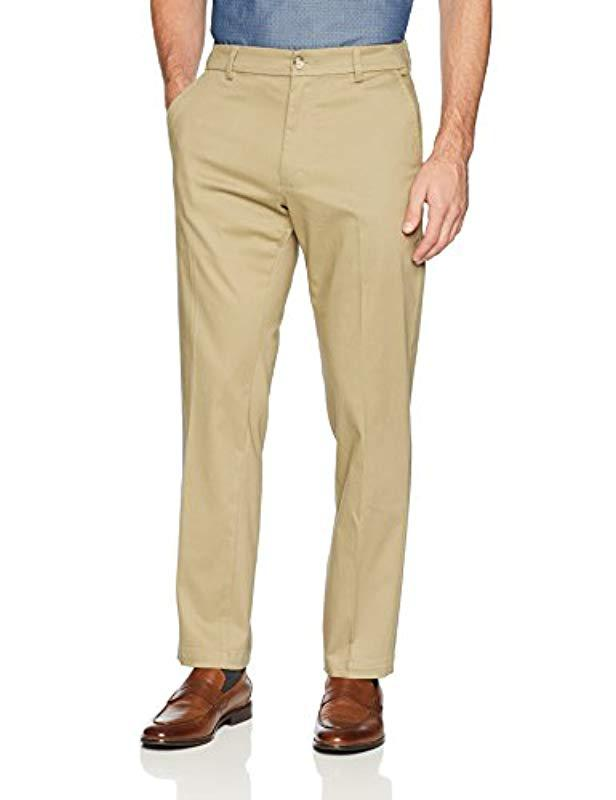e483576e Lee Jeans Performance Series Tri-flex No Iron Relaxed Fit Pant in ...