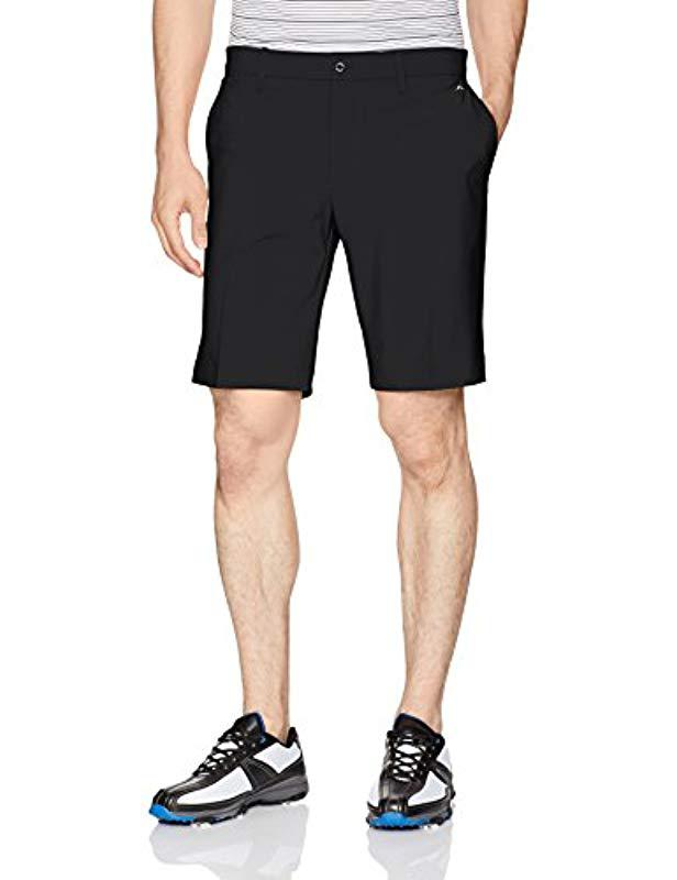 cec0c71315 Lyst - J.Lindeberg Eloy Micro Stretch Shorts in Black for Men