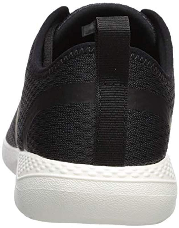 9d5ab6adf2 Lyst - Crocs™ Literide Mesh Lace in Black for Men - Save 22%