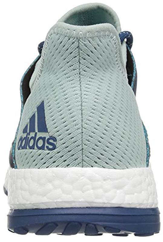 1f78071f1 Adidas - Blue Performance Pureboost Xpose Running Shoe - Lyst. View  fullscreen