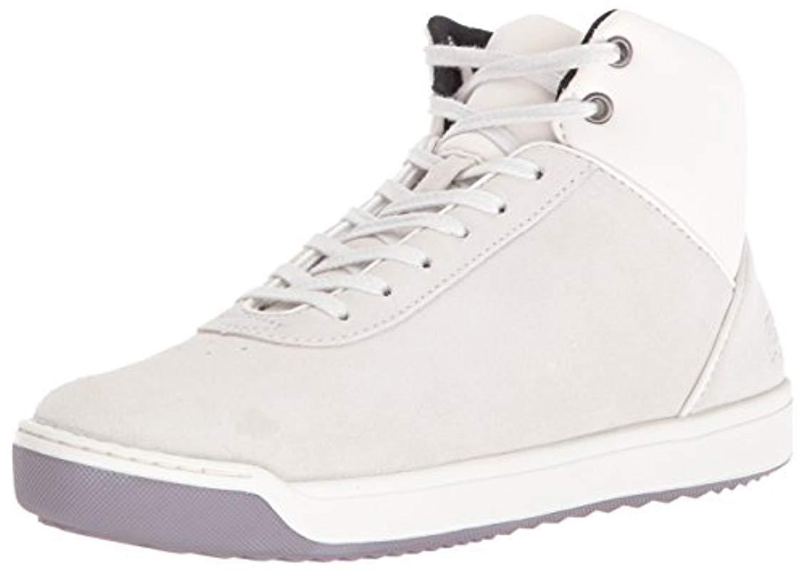 a20cd5d76966 Lyst - Lacoste Explorateur Ankle 416 1 Caw Fashion Sneaker in White