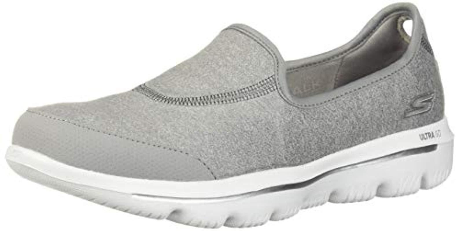 e9f9a05c88fd7 Lyst - Skechers Go Walk Evolution Ultra-legacy Sneaker in Gray ...