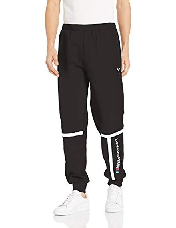 688db95a8bdd PUMA Mens BMW M Motorsport Sweat Pants Clothing