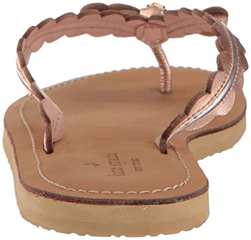 2b03b933e0d Lyst - Kate Spade Igra Sandal - Save 41%