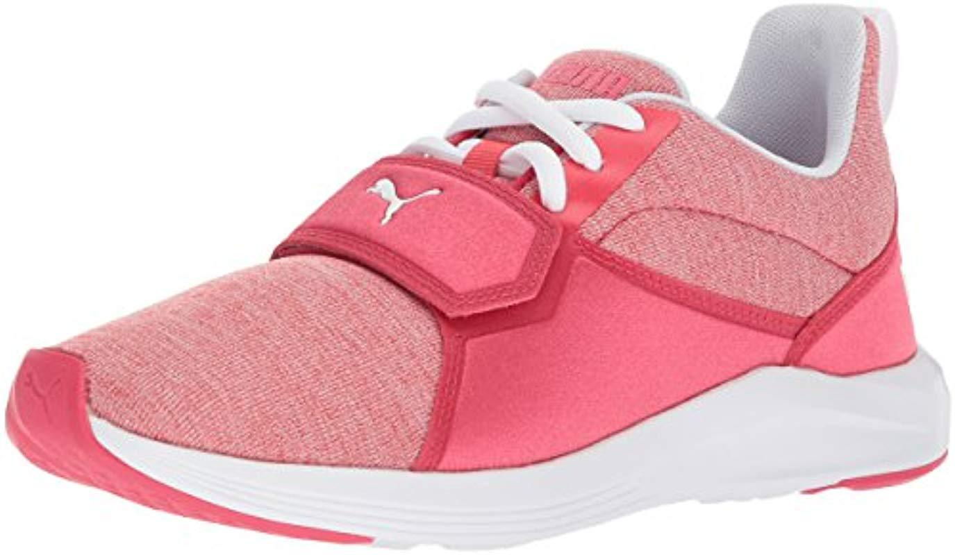1dd7c9b5eafc5 Lyst - PUMA 's Prodigy Wn's Cross Trainers in Pink - Save 49%