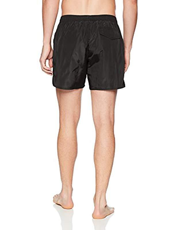 2a39512ff1936 Emporio Armani Ea7 Sea World Beachwear Premium Boxers in Black for Men -  Lyst