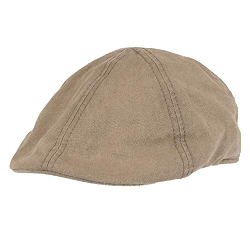 Lyst - Levi s Ivy Newsboy Hat in Brown for Men 45187c8f9ce