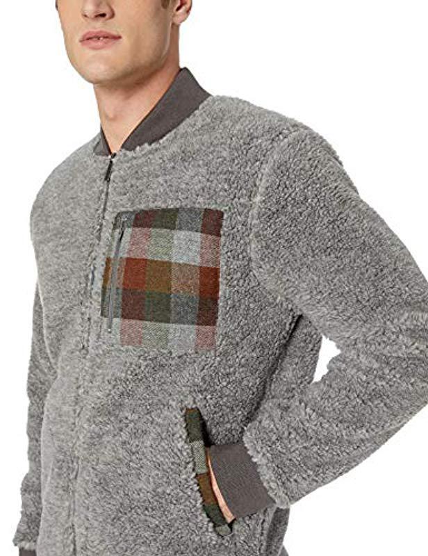 Pendleton Mens Umatilla Camp Fleece Jacket