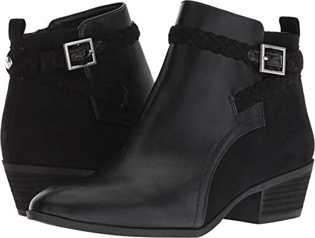 8867c6cd24a53 Lyst - Circus by Sam Edelman Pippa Ankle Boot in Black