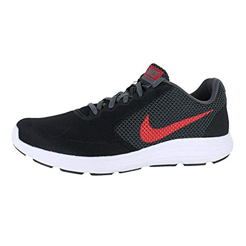 pretty nice 4a341 8cbe0 Nike. Men s Gray Revolution 3 Running Shoe