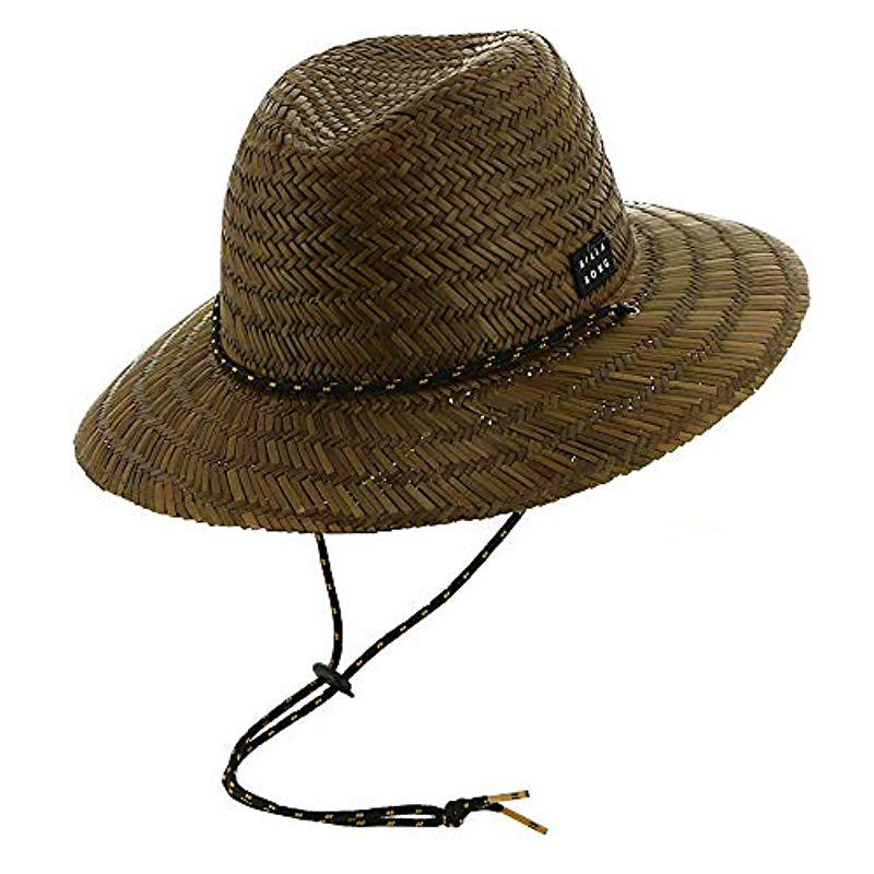22d17cded67 Lyst - Billabong Nomad Straw Hat