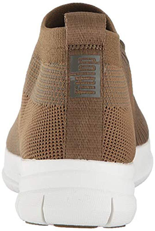 96d31c544e7e4a Lyst - Fitflop Uberknitslip-on High Top Sneaker for Men - Save 49%