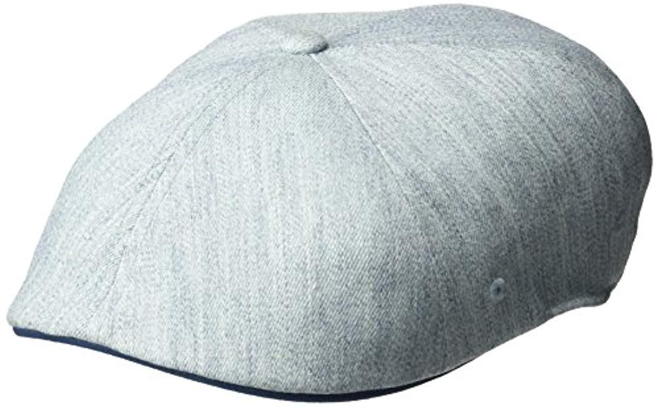 acd2b89be02 Lyst - Kangol Wool Flexfit 504 Ivy Cap in Blue for Men - Save 4%