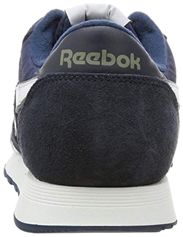 708ddbb0ce Lyst - Reebok Unisex Adults  Cl Nylon Trail Running Shoes in Blue ...