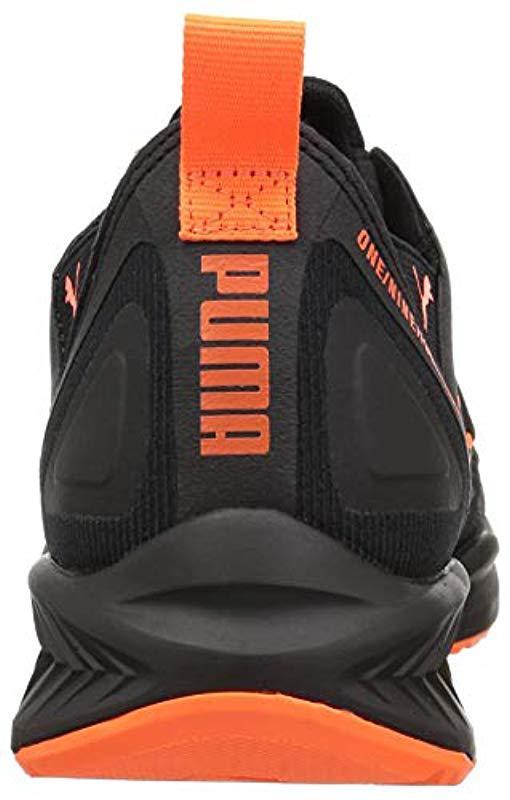 PUMA - Black Ignite Ronin Sneaker for Men - Lyst. View fullscreen 7397d9dac