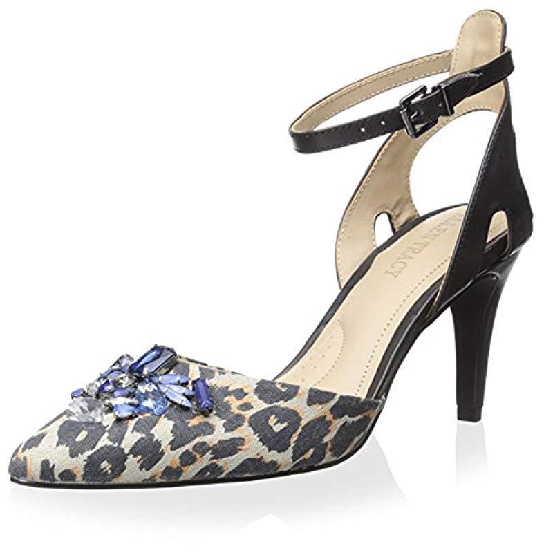 711b313e35 Lyst - Ellen Tracy Prom Sandal in Black - Save 2%