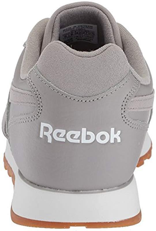 ed8e5e919fca Reebok - Gray Classic Harman Run Shoe for Men - Lyst. View fullscreen
