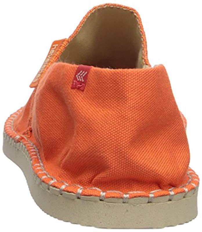 a0d7bfe01 Havaianas - Orange Origine Ii Espadrille Sandal for Men - Lyst. View  fullscreen