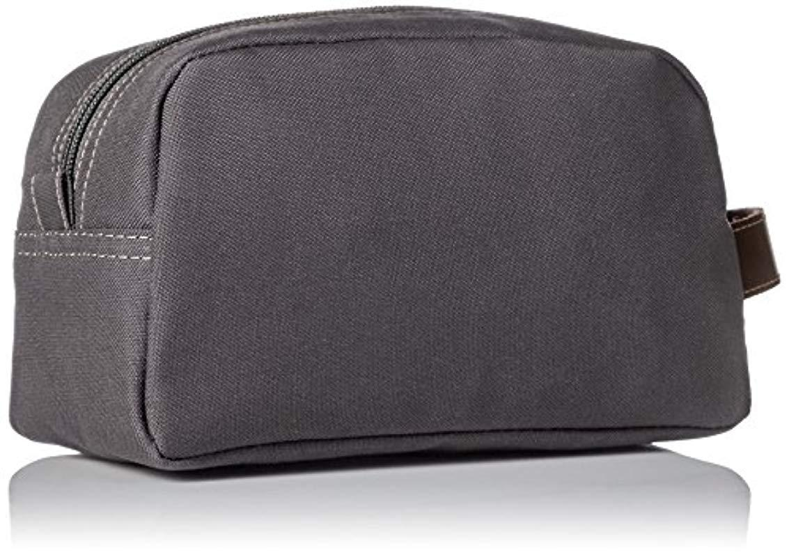Timberland - Gray Travel Kit Toiletry Bag Organizer for Men - Lyst. View  fullscreen 5f3cc35b35