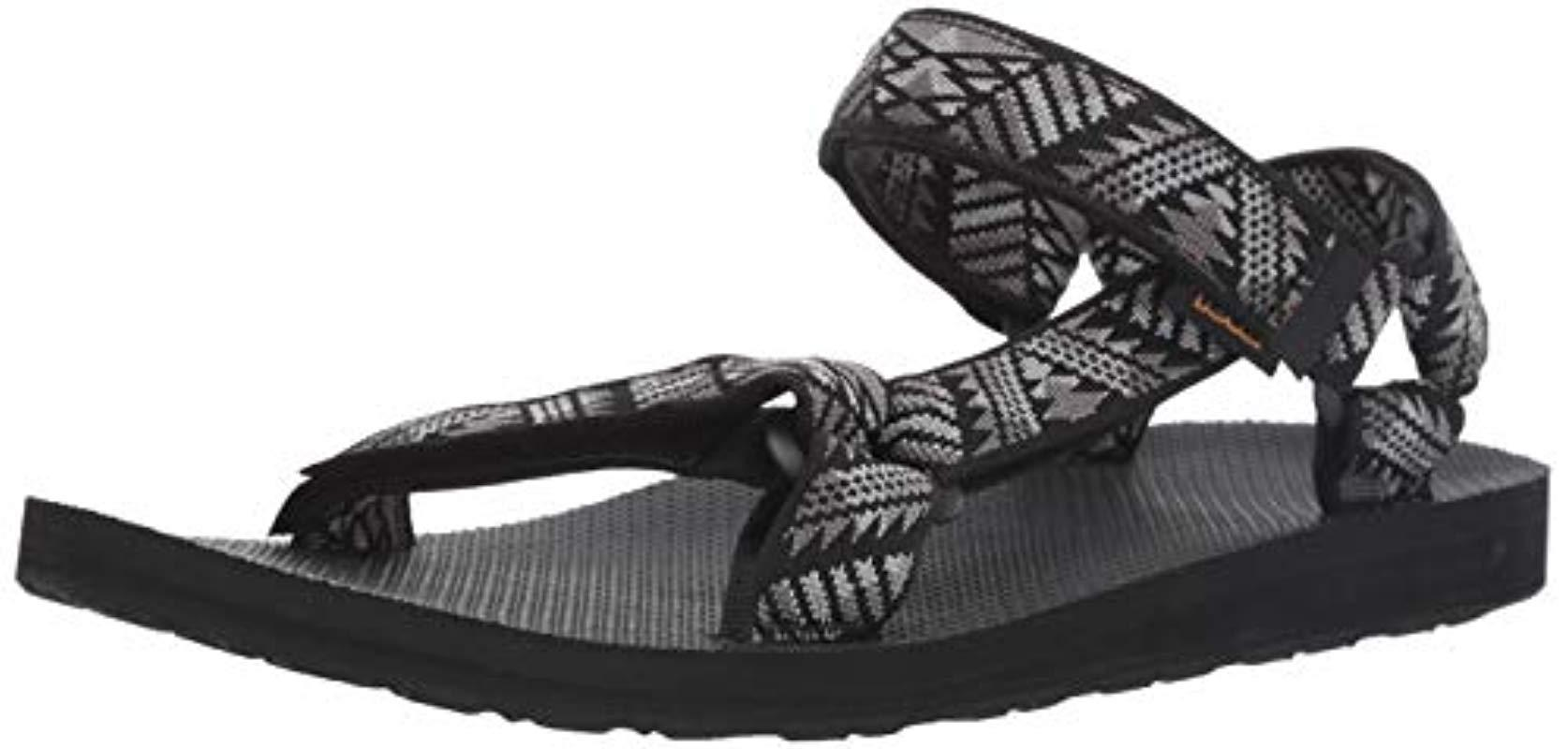 047992be8207 Lyst - Teva Original Universal M s Ankle Strap Sandals in Black for ...