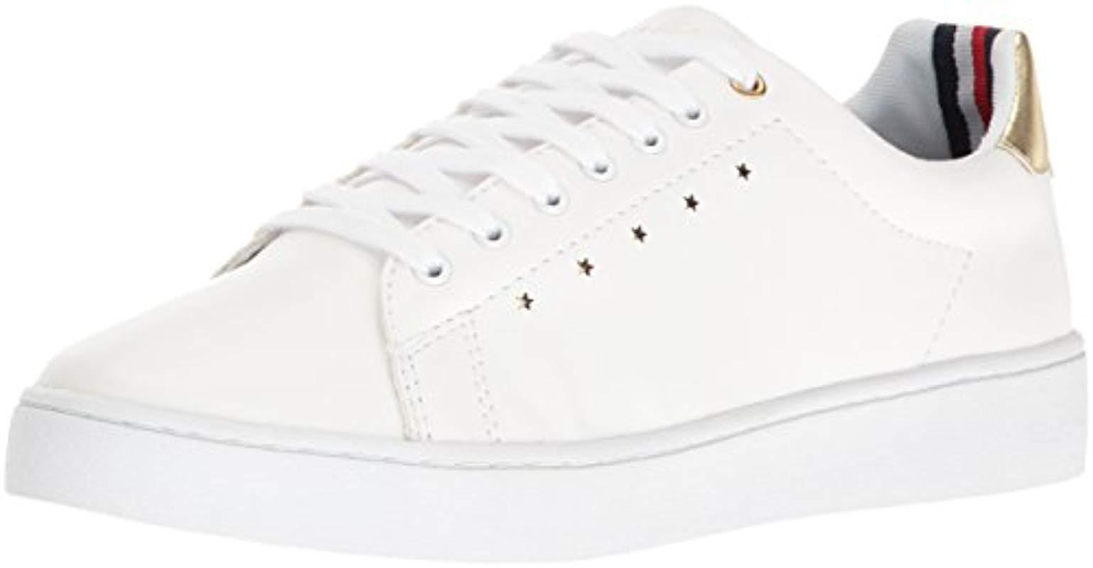 bf756bc67 Tommy Hilfiger. Women's White Sassa Sneaker. $59 $40 From Amazon Prime