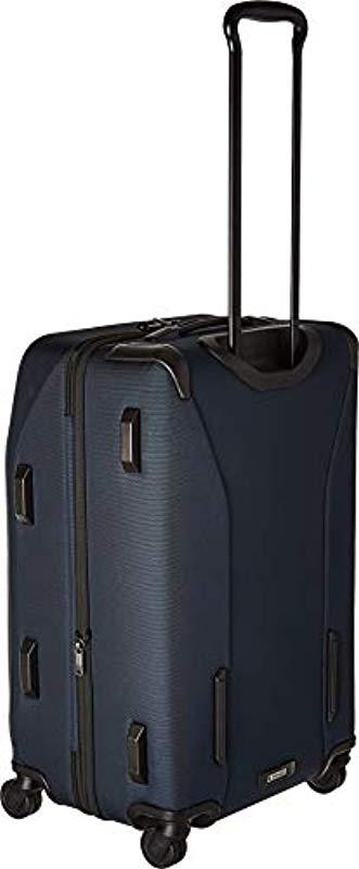 a30d349e6d Tumi - Blue - Merge Short Trip Expandable Packing Case Medium Suitcase - Rolling  Luggage For. View fullscreen