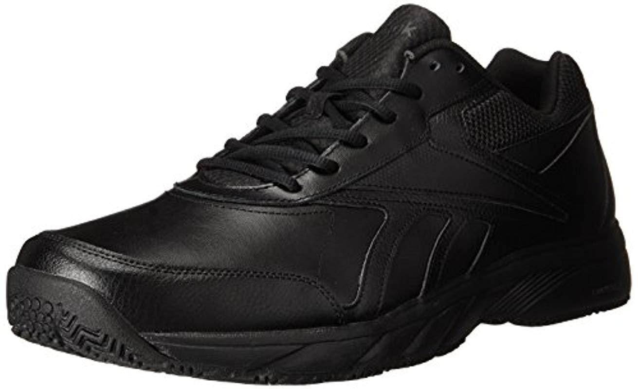 1e6aa1ccd929 Lyst - Reebok Work N Cushion 2.0 Walking Shoe in Black for Men