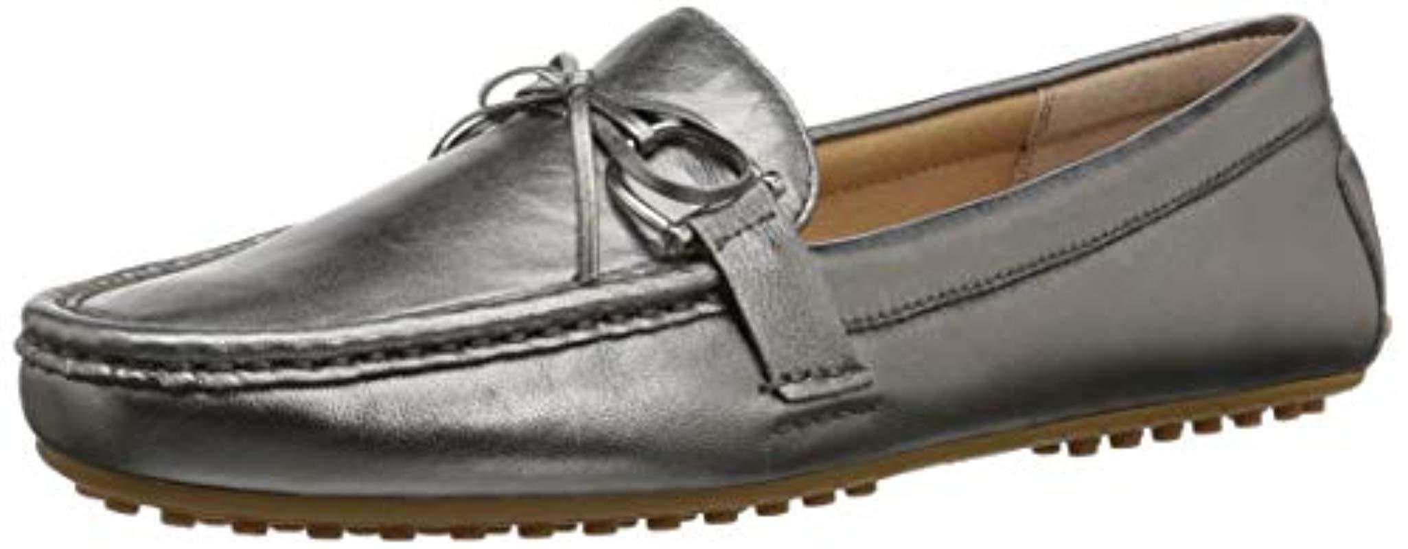 0667777b71f Lyst - Lauren by Ralph Lauren Briley Ii Driving Style Loafer in Gray