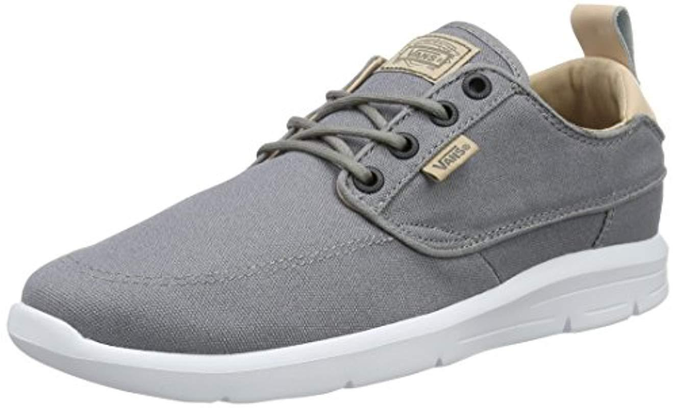 55f41facda Vans Ua Brigata Lite Low-top Sneakers in Gray for Men - Save ...