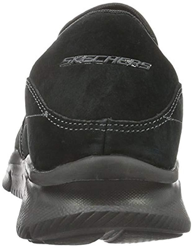 new styles 2b632 32e69 skechers-Black-Black-Equalizer-mind-Game-Sneakers.jpeg