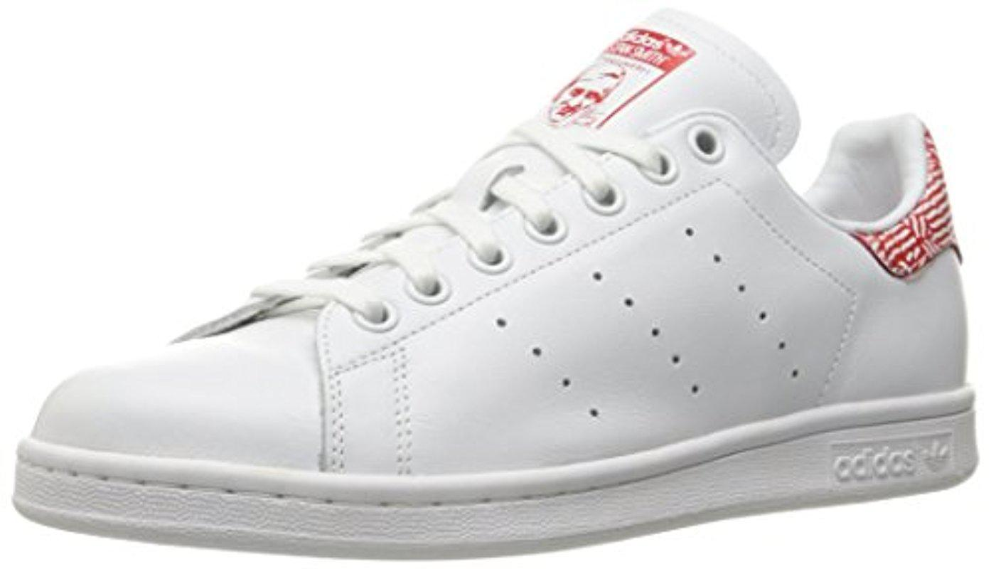 low priced 8c6f3 2d66b Lyst - Adidas Originals Shoes Stan Smith Fashion Sneakers, Ftwr ...