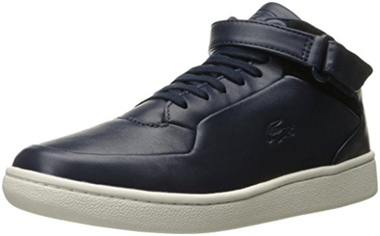 Turbo 416 1, Mens Hi-Top Trainers Lacoste