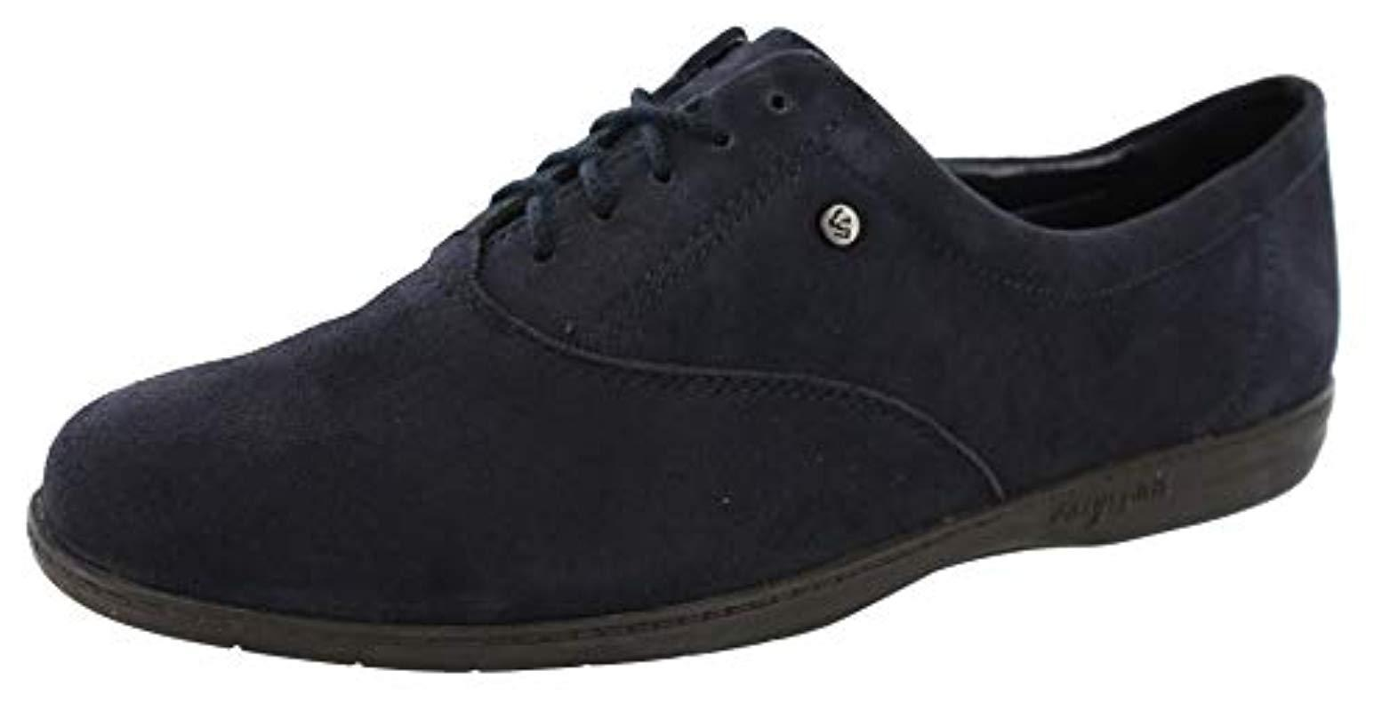 ded49d3bd3 Lyst - Easy Spirit Motion Lace Up Oxford in Blue