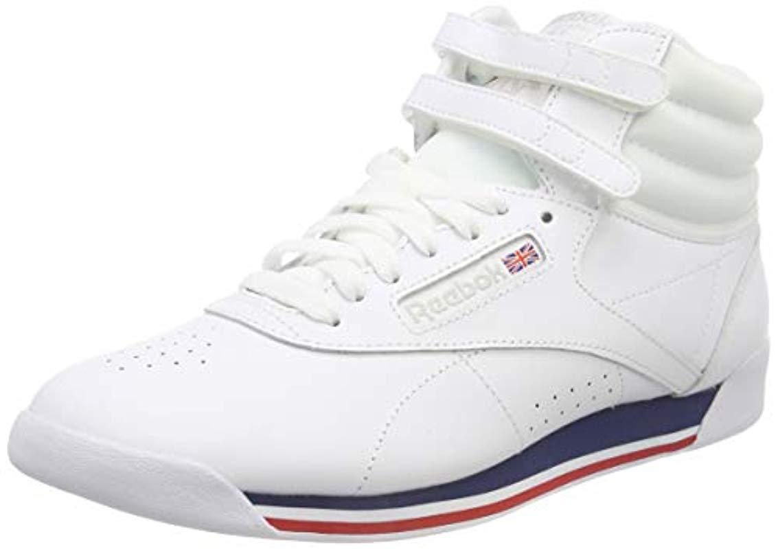 a3d3a11affb Reebok Bs9944 Gymnastics Shoes in White - Save 1.538461538461533% - Lyst