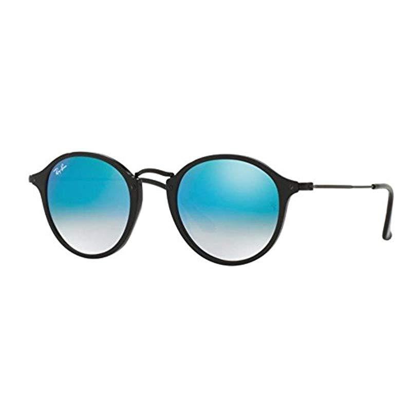 f8f9290e3d Ray-Ban Sonnenbrille (rb 2447) in Blue - Lyst