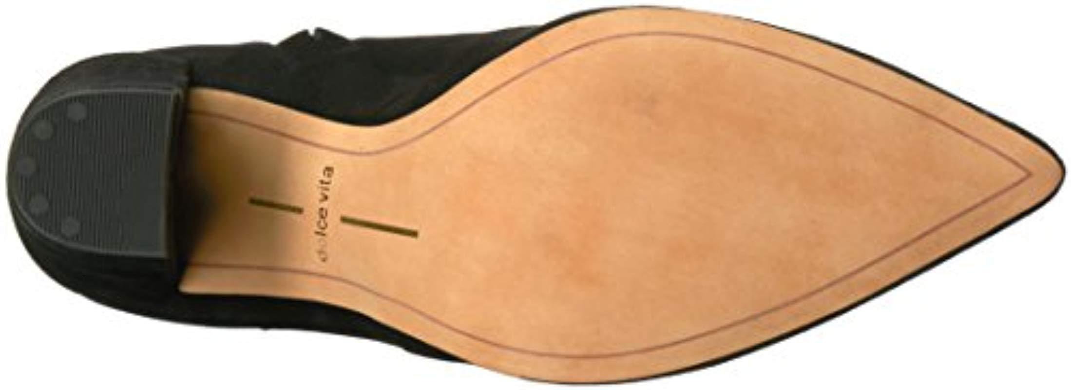 4a15fbcce81c8b Lyst - Dolce Vita Emmy Fashion Boot in Black