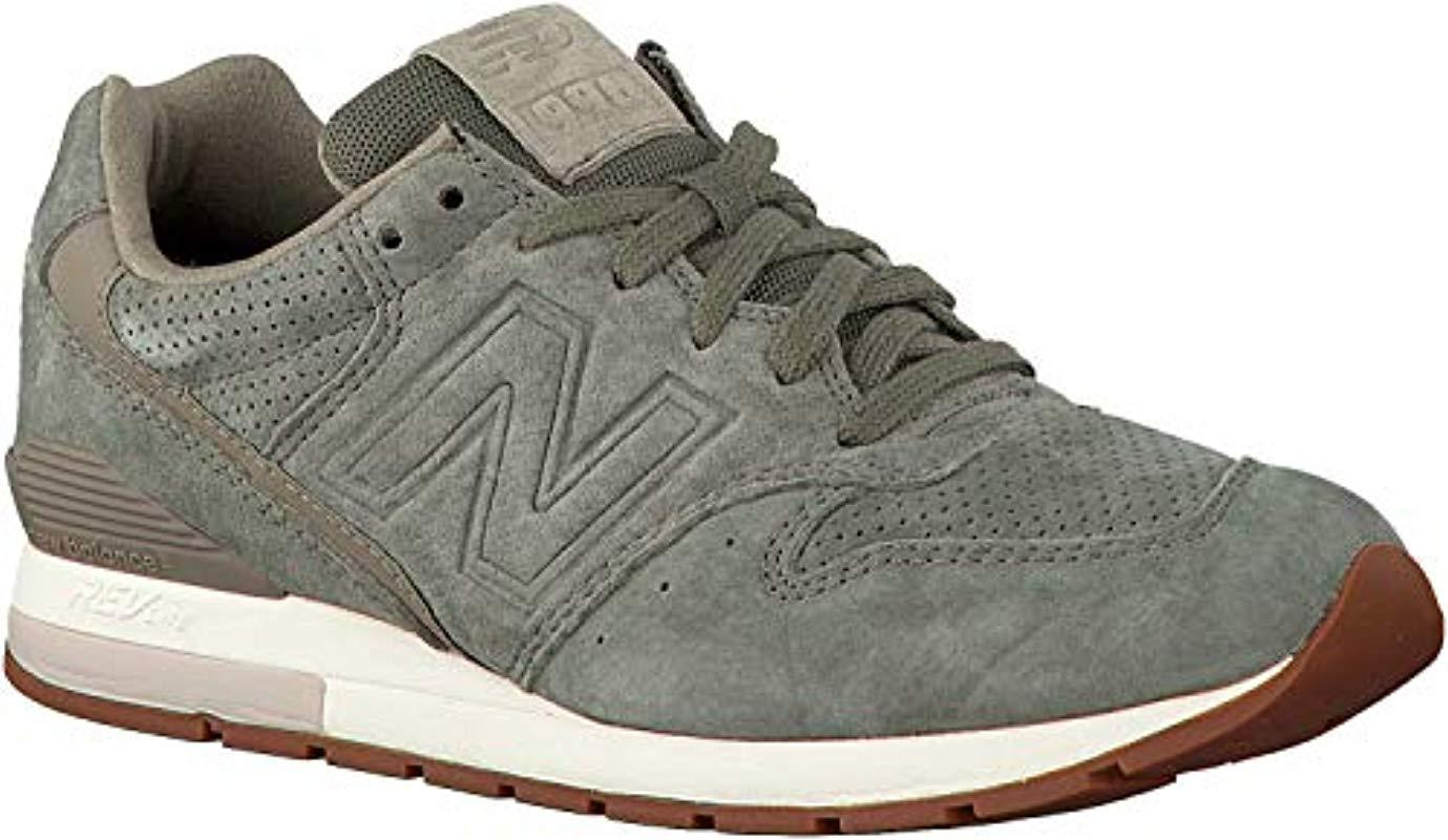 low priced cb8c2 f1431 New Balance Sneakers Mrl 996 Ln in Gray for Men - Lyst