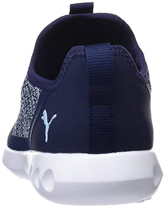 f0bd590c981161 PUMA Carson 2 X Knit Wn s Training Shoes in Blue - Save 15% - Lyst