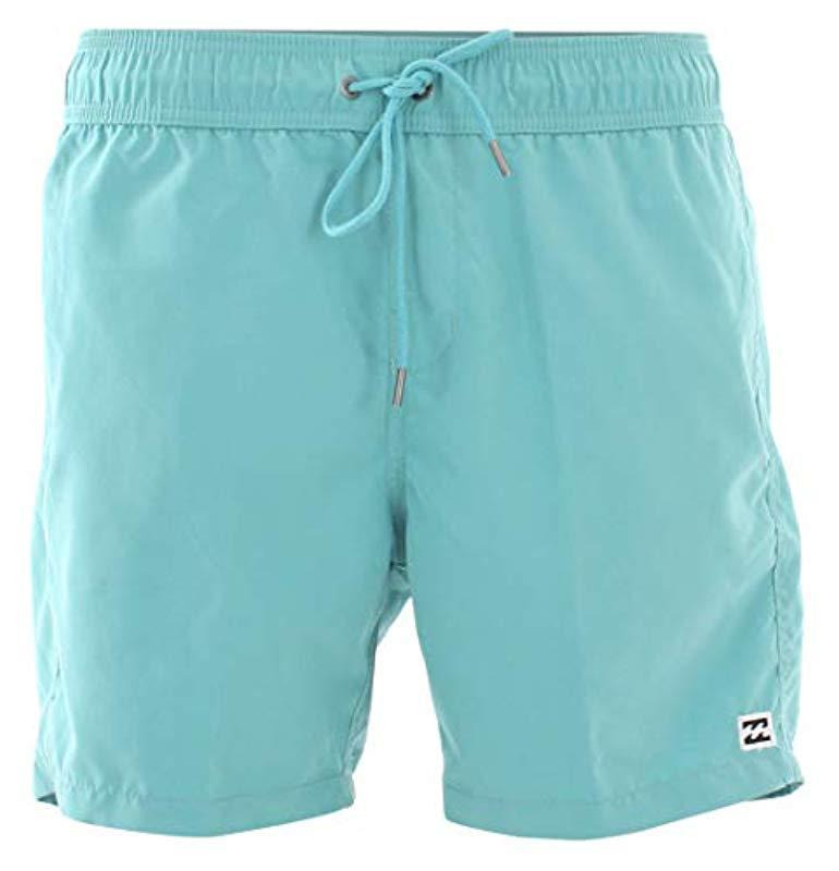 2eebea5478 Billabong All Day Lb Swim Trunks in Blue for Men - Lyst
