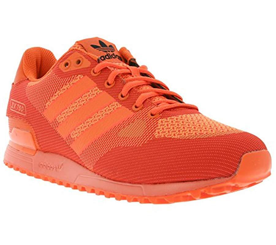 Adidas   s Zx 750 Wv Fitness Shoes in Orange for Men - Lyst 85f38744e