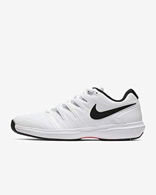 815d70245f939 Nike Air Zoom Prestige Hc Tennis Shoes in White for Men - Lyst