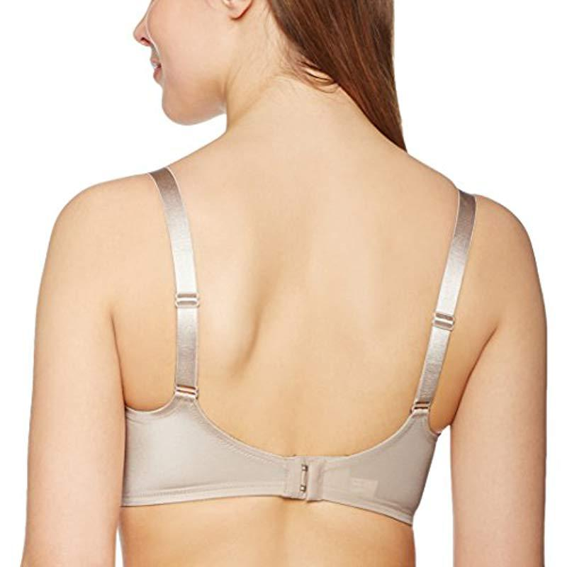 4f323b9e9e14b Triumph - Natural Modern Finesse W 02 Underwired Bra - Lyst. View fullscreen