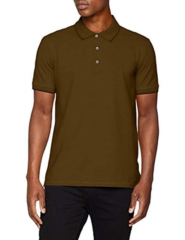 840b5d9a637 HUGO - Green  s Dinoso Polo Shirt for Men - Lyst. View fullscreen