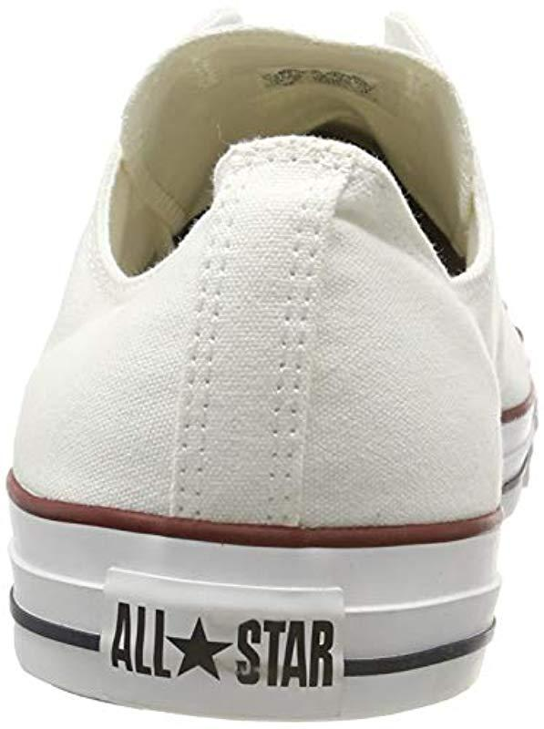 55d51202c499 Converse - White Chuck Taylor All Star Seasonal Unisex Adult Shoes for Men  - Lyst. View fullscreen