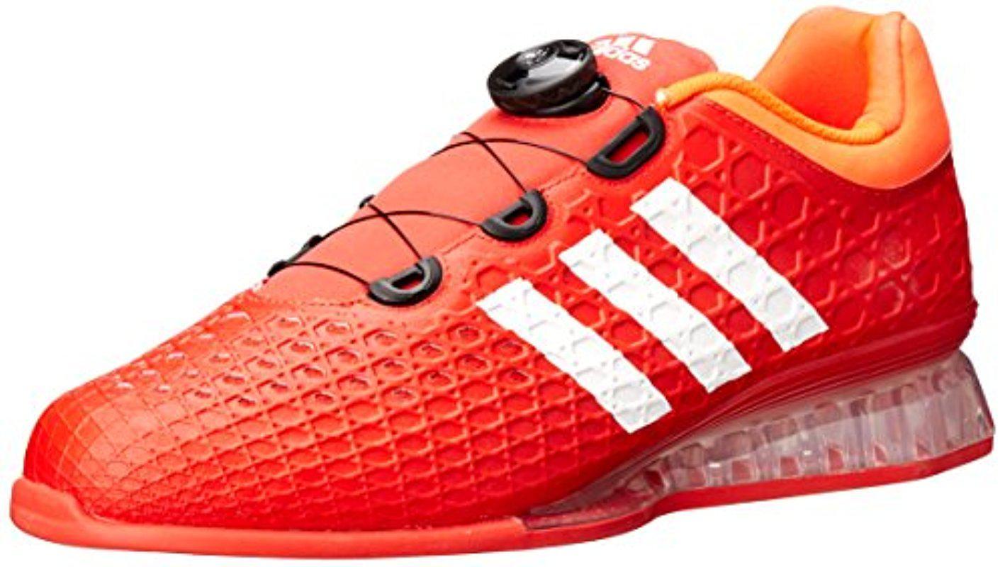 scarpe weightlifting adidas
