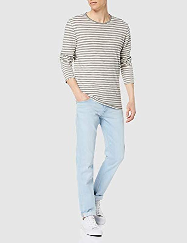 193ae22aa Tommy Hilfiger Slim Bleecker Str Brunswick Blue Jeans in Blue for Men - Lyst