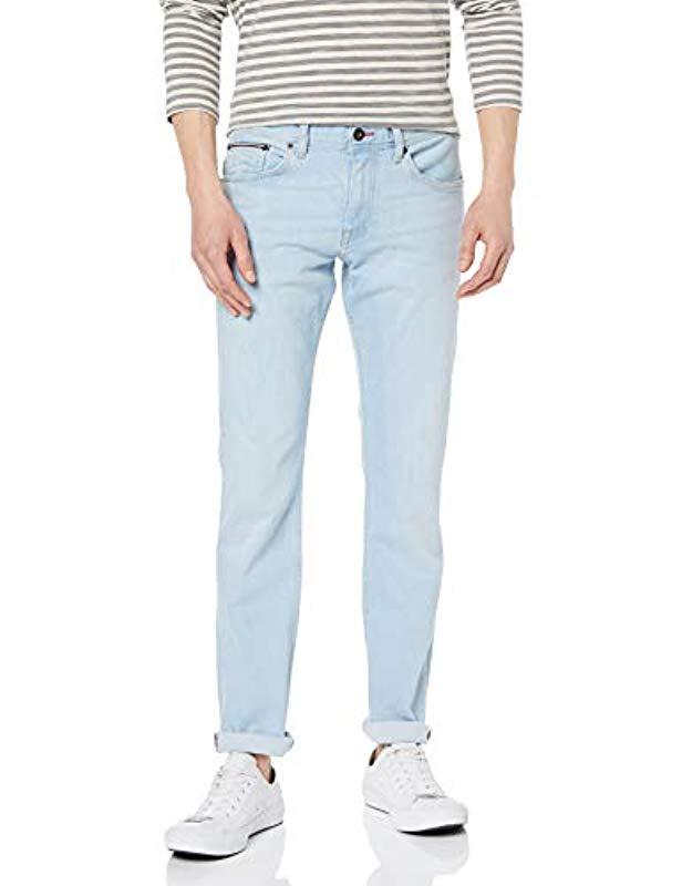 d69c67e2 Tommy Hilfiger Slim Bleecker Str Brunswick Blue Jeans in Blue for ...