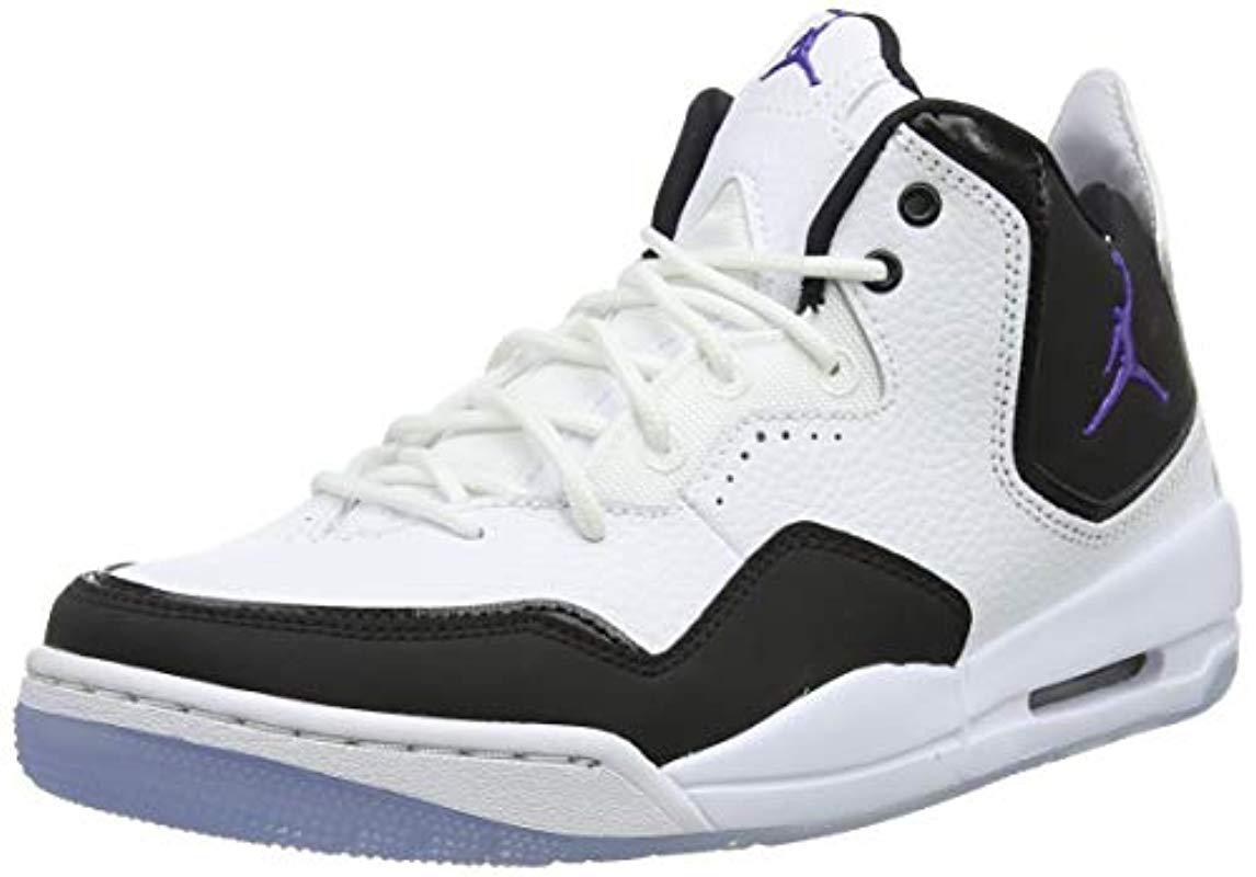sneakers for cheap 987ab b5298 Nike Jordan Courtside 23 Basketball Shoes in White for Men - Lyst