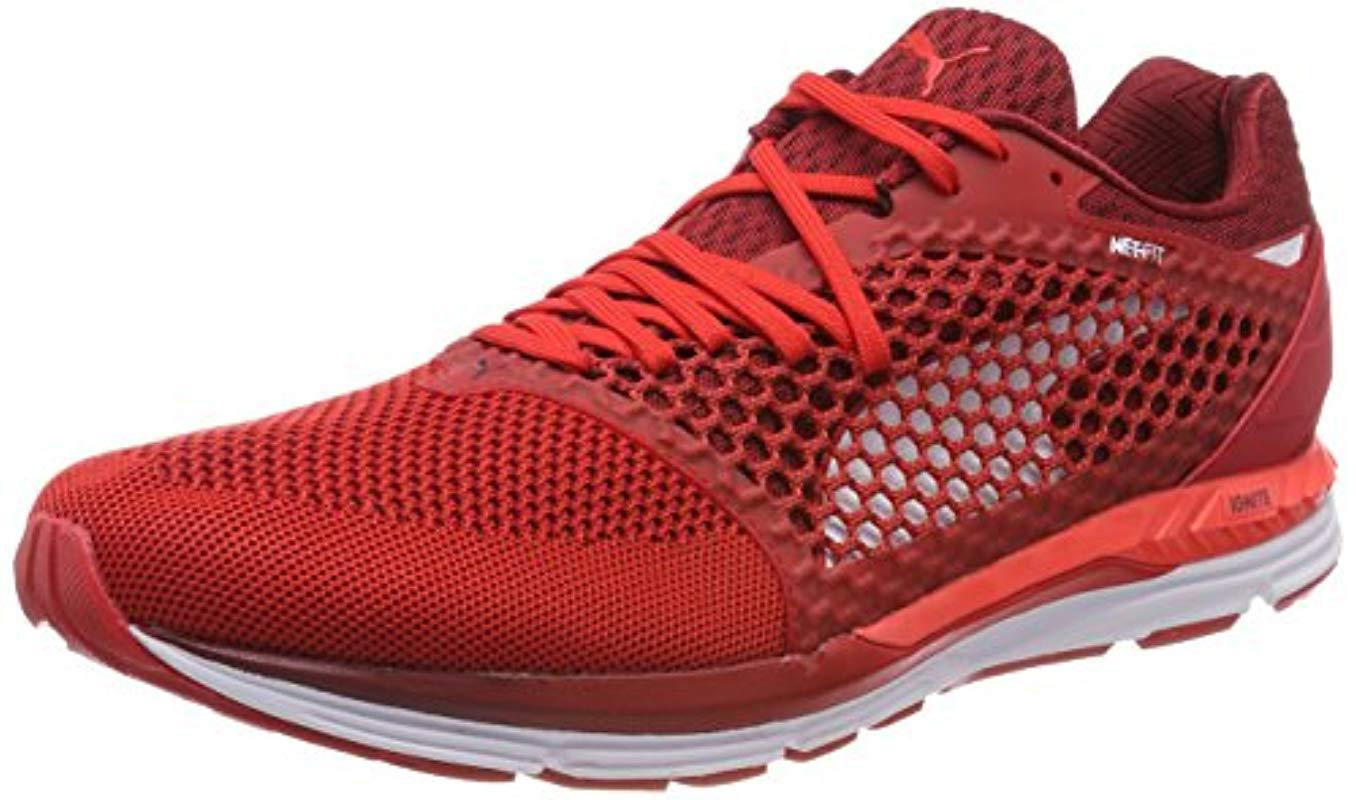 Puma  s Speed 600 Ignite 3 Cross Trainers in Red for Men - Lyst 75245f1de